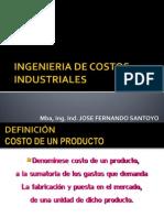 Ingenieria de Costos Industriales