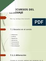 7. Recursos Del Lenguaje