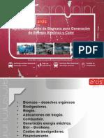 Conferencia Biogas