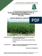 PLAN DE APROVECHAMIENTO DE LA DISPONIBILIDAD HIDRICA.pdf