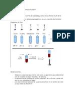 informe de quimica inorganica Experiencia 5