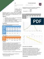Practica-5.4 efecto de la temperatura en la velocidad de reaccion enzimatica
