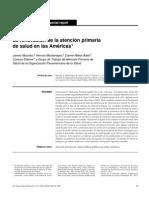 La Renovacion de La APS en Las Americas 2007