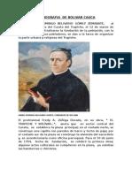 Historia de Bolivar