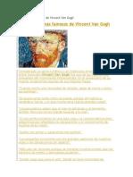 Diez Grandes Frases de Vincent Van Gogh