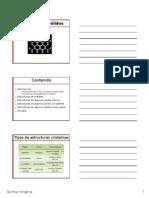 Diapositivas Estructuras de solidos