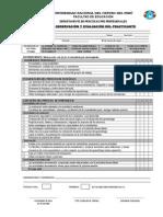 Ficha de Evaluacion Sec