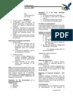 Ateneo 2007 Political Law (Law on Public Corporation)