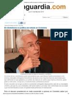 El Clientelismo Es Política de Estado en Colombia _ Colombia _ Vanguardia