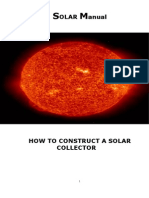2009 Manual Solar Collectors.doc