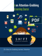 ¿Cómo hacer un curso elearning? (How to make elearning course?)