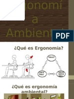 ergonomia ambiental presentacion