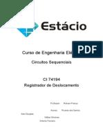 Relatorio CI 74194