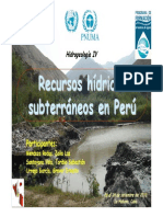Hidrogeologia en Peru.pdf