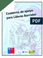 Cuaderno de Apoyo Para Líderes Barriales