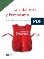 Publicación Arte y Feminismo 2012