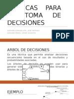 TECNICAS PARA LA TOMA DE DECISIONES.pptx