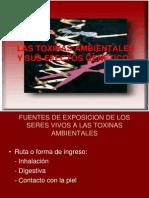 LAS TOXINAS AMBIENTALES Y SUS EFECTOS GENÉTICOS 2