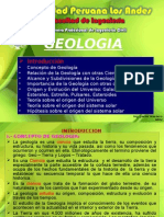 Geologia - Clase 1