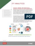 Security Analytics Infrastructure Ds