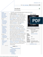Nibiru Cataclysm - Wikipedia, The Free Encyclopedia (Last Modified 2015-03-22)