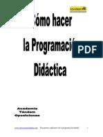 00_Explicación de La Programación