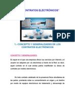 LOS CONTRATOS ELECTRÓNICOS