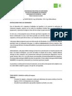 Instrucciones Seminarios 2015 I