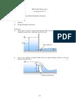 Hydraulic Structure Q&A