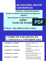 FLUJO FLUIDOS