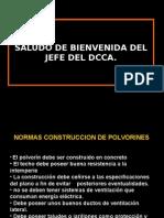 Normas de Construccion de Polvorines