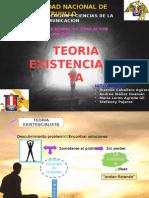 teoria existencialista
