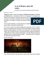 Guía Del Francotirador Crítico para fallout new vegas