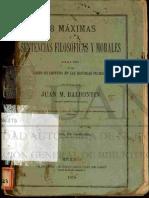 98 Maximas y Sentencias Filosóficas (1080023146.PDF)