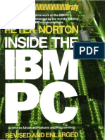 Peter Norton Inside the IBM PC Revised and Enlarged