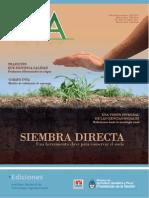 SIEMBRA DIRECTA Una herramienta clave para conservar el suelo