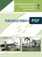 Presentasi Remunerasi RS BLU (Kemenkeu)