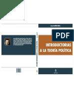 Lecciones Introductorias a La Teoría Política PDF