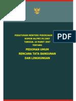 Permen06-2007-RTBL