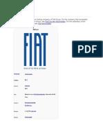 Fiat S