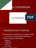 totalitarism