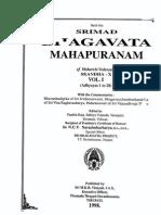 Sri Mad Bhagavat Am 015438 Mbp