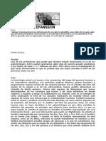 Esquizofrenia y Genoma