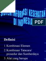 5. SIK Di Indonesia