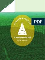 Company Profile of Ramajaya Buana Argo
