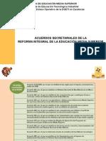 acuerdossecretarialesdelariems-091210214336-phpapp01