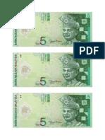 replika duit