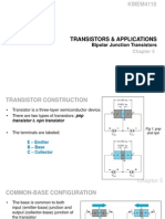 Transistors Applications
