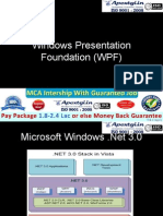 Windows Presentation Foundation WPF - Toturial 1