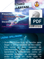 Lázaro Spallanzani